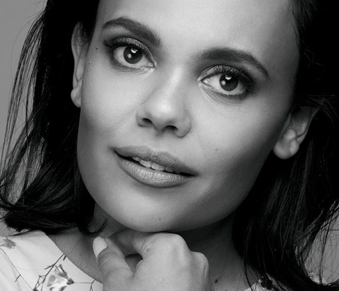 Miranda Tapsell by Johnny Diaz Nicolaidis