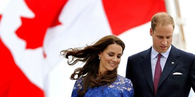 This Is The Canadian Code Of Conduct For Meeting The Royal Family