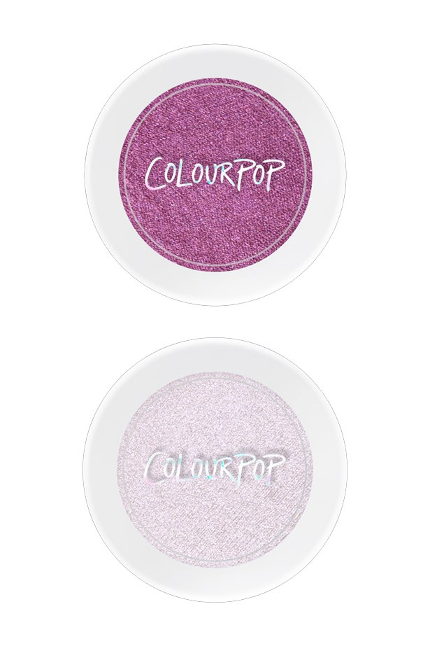 Highlighters n 'Sticky Sweet' and 'Hippo', $10, Colourpop.