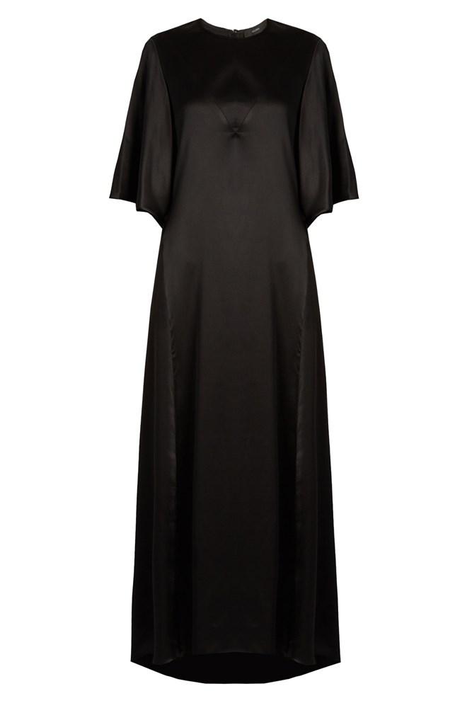 """<a href=""""http://www.matchesfashion.com/au/products/Ellery-Louis-silk-satin-dress%09-1060013"""">Dress, $1656, Ellery at matchesfashion.com</a>"""