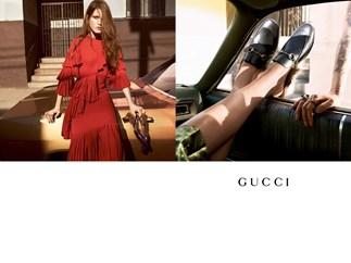 gucci aw15 campaign