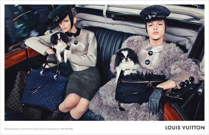 Louis Vuitton AW11/12