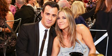 "Justin Theroux: It's ""Nonsense"" To Bring Jennifer Aniston Into The Brangelina Divorce"