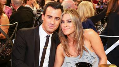 "Justin Theroux: It's ""Nonsense"" To Bring Jennifer Aniston Into The Brangelina Divorce"