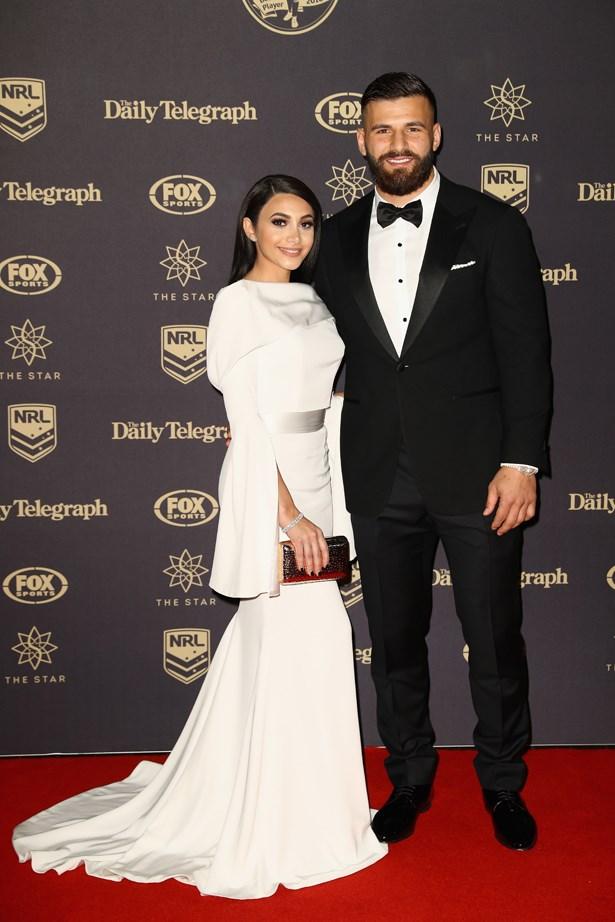Josh Mansour and Daniella Toutounji.
