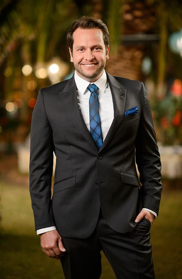 Aaron Brady From The Bachelorette Australia 2016