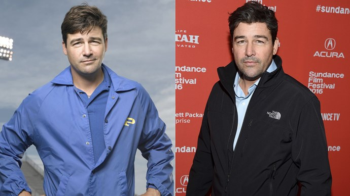 <P> <strong>Who:</strong> The gruff, lovable, husband of our dreams Coach Eric Taylor, played by Kyle Chandler.<P> <P> <strong>Where are they now?</strong> Still gruff and lovable, Kyle has picked up a few blockbusters, including <em>The Wolf Of Wallstreet </em>and <em>Carol</em>, and is rumoured to have scored himself a superhero credit as 'Cable' in the <em>Deadpool </em>sequel.
