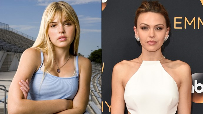 <P> <strong>Who:</strong> Typical teenage daughter Julie Taylor who never quite realised how good she got it with her parents, played by Aimee Teegarden.<P> <P> <strong>Where are they now?</strong> After a couple of failed TV sign-ons, including <em>Aim High</em> and <em>Star-Crossed</em>, Aimee did a few horror films, <em>Scream 4</em> and <em>Rings </em>and now stars as Ella Benjamin in <em>Notorious</em>.
