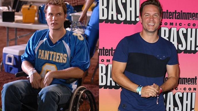 <P> <strong>Who:</strong> Hometown hero Jason Street, who gets his career cut short, played by Scott Porter.<P> <P> <strong>Where are they now?</strong> Since FNL, Scott has played several small roles in movies, like <em>Dear John</em>, <em>Hart of Dixie</em> and <em>Scorpion</em>.