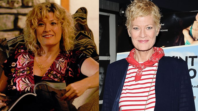 <P> <strong>Who:</strong> The flighty but well-meaning Angela Collette, played by Dana Wheeler-Nicholson.<P> <P> <strong>Where are they now?</strong> Dana has appeared on <em>Nashville </em>and <em>Law & Order</em> since FNL.