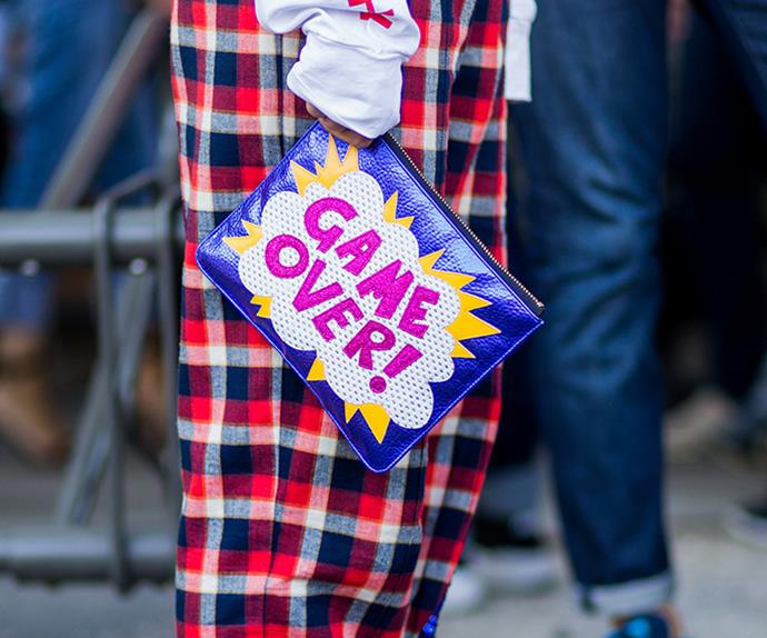 Street Style Accessories Fashion Week SS17