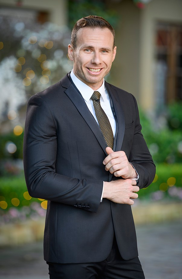 The Bachelorette Australia 2016 Contestant Tommy