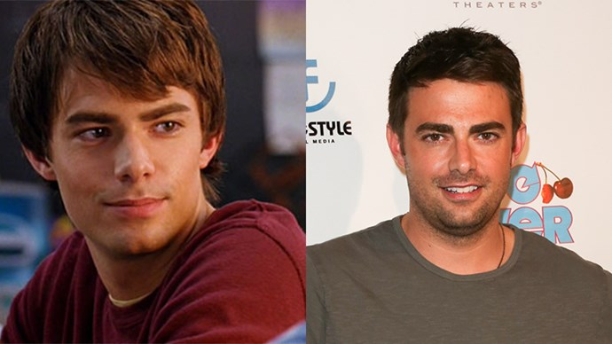 "<p><strong>Who:</strong> Aaron Samuels, Cady's high school crush whose hair looked sexy pushed back, played by Jonathan Bennett. <p><strong>Where is he now?</strong> None of Aaron's roles since <em>Mean Girls</em> have been as big as his turn as the heartthrob of North Shore, but he did appear on the U.S. version of <em>Dancing With the Stars</em> in 2014. He told <a href=""https://www.bustle.com/p/jonathan-bennett-says-hed-love-to-do-a-mean-girls-sequel-hes-not-the-only-star-on-board-44182"" target=""_blank""><em>Bustle</em></a> in March 2017 that he would ""love to do a sequel."""