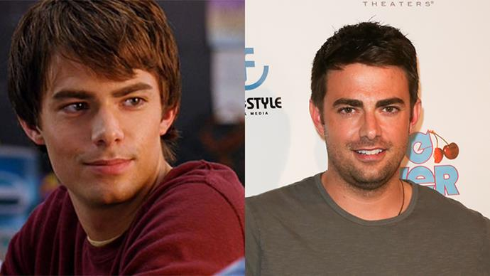 """<p><strong>Who:</strong> Aaron Samuels, Cady's high school crush whose hair looked sexy pushed back, played by Jonathan Bennett. <p><strong>Where is he now?</strong> None of Aaron's roles since <em>Mean Girls</em> have been as big as his turn as the heartthrob of North Shore, but he did appear on the U.S. version of <em>Dancing With the Stars</em> in 2014. He told <a href=""""https://www.bustle.com/p/jonathan-bennett-says-hed-love-to-do-a-mean-girls-sequel-hes-not-the-only-star-on-board-44182"""" target=""""_blank""""><em>Bustle</em></a> in March 2017 that he would """"love to do a sequel."""""""