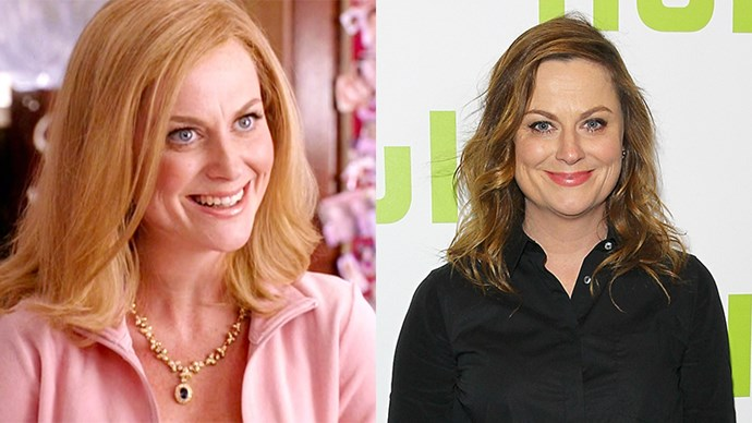 <p><strong>Who:</strong> Mrs. George, Regina's cool mom, played by Amy Poehler. <p><strong>Where is she now?</strong> Amy worked with her BFF Tina on <em>SNL</em> before headlining <em>Parks and Recreation</em> as the lovable Leslie Knope for six years.