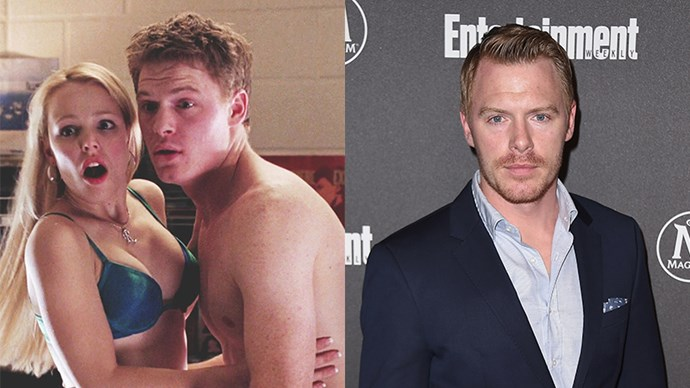 <p><strong>Who:</strong> Shane Omen, the guy Regina George cheated on Aaron Samuels with, played by Diego Klattenhoff. <p><strong>Where is he now?</strong> Diego is best known for his roles as Mike on <em>Homeland</em> and Donald on <em>The Blacklist</em>.