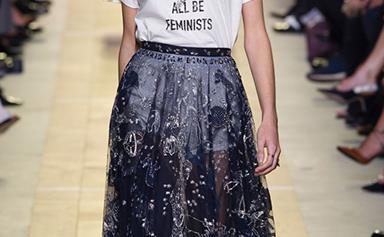 Dior Spring/Summer 2017 Ready-To-Wear