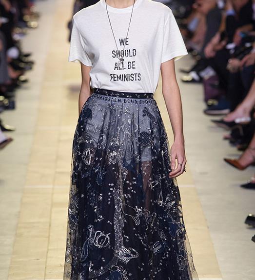 Dior ss17 runway pfw