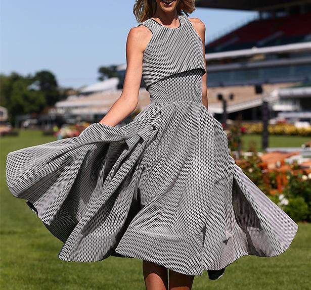 Myer fashions on the field, melbourne cup carnival, melbourne cup, flemintgton, NSW