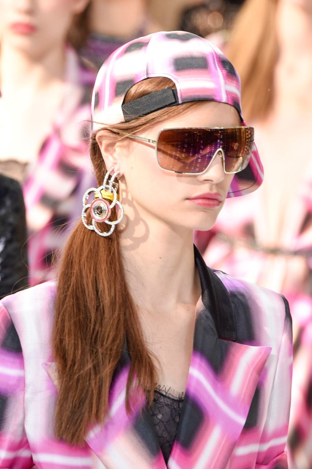 A hat trick of cult-worthy accessories.