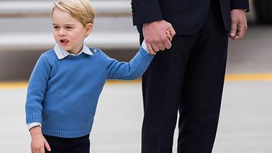 Why Prince George Is Always Rocking Shorts