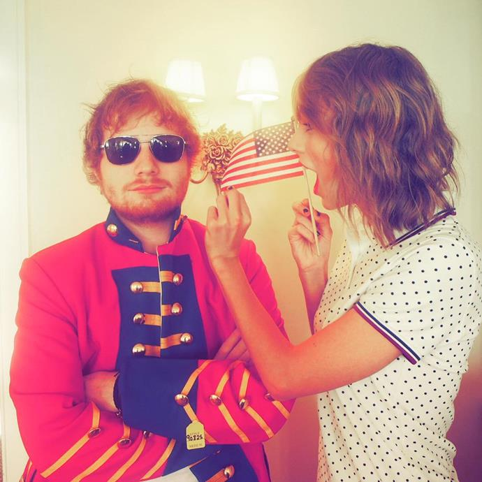 <p> <strong>Name:</strong> Ed Sheeran.<p> <p> <strong>Squad Level:</strong> Level 1.<p> <p> <strong>Notable Interactions:</strong> Ed may not fit into the typical squad member archetype, but he and Taylor have been friends for years and frequently write songs together.<p>