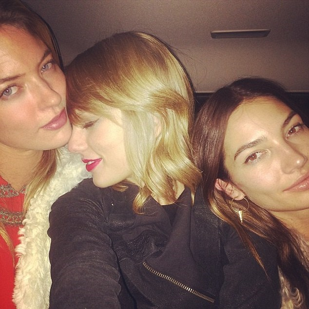 <p> <strong>Name:</strong> Lily Aldridge.<p> <p> <strong>Squad Level:</strong> Level 2.<p> <p> <strong>Notable Interactions:</strong> We don't often see these two together but since Lily was in 'Bad Blood', we'd say they're pretty close.<p>