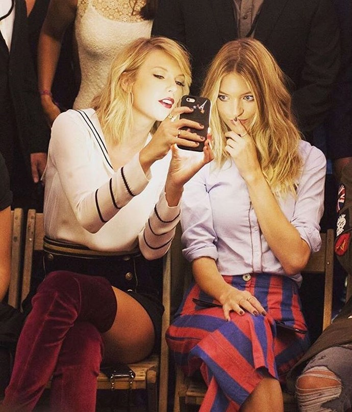 <p> <strong>Name:</strong> Martha Hunt.<p> <p> <strong>Squad Level:</strong> Level 2.<p> <p> <strong>Notable Interactions:</strong> Martha and Taylor are regularly spotted together in NYC.<p>