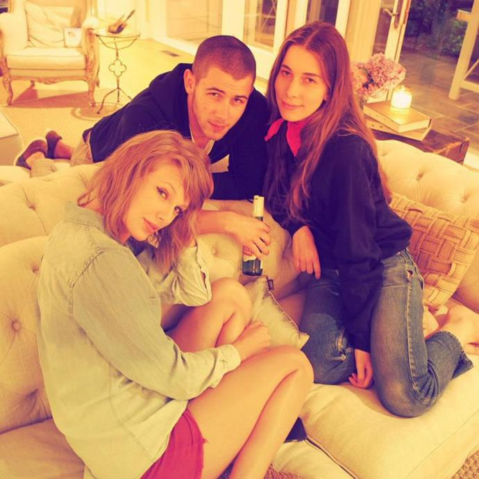 <p> <strong>Name:</strong> Nick Jonas.<p> <p> <strong>Squad Level:</strong> Fringe.<p> <p> <strong>Notable Interactions:</strong> Given the history of Taylor and Nick's brother Joe's relationship, we'd say these two are only passing friends.<p>