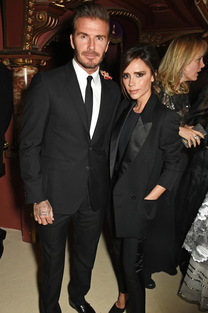 "<strong>David and Victoria Beckham</strong><br> The now-married couple met in 1997, at a Manchester United charity match. David later admitted to <em>The Sun</em> that he'd eyed Posh in the video clip for the Spice Girls' track 'Say You'll Be There', recalling thinking ""That's the girl for me and I'm going to get her! She's my idea of perfection."" He added: ""I knew that if she wanted me, we would be together forever."""