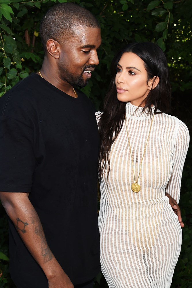 "<strong>Kanye West and Kim Kardashian West</strong><br> Kanye reportedly first spotted Kim in a 2006 picture of her and then-pal Paris Hilton (we die), before running into her at bunch of Hollywood parties and getting together in 2012. ""I just dreamed about being next to her,"" he's said of his crush on his now-wife."