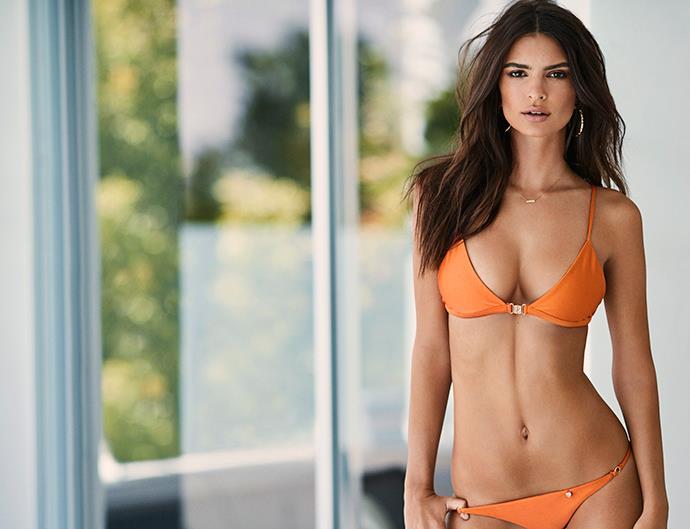 Emily Ratajkowski Amore and Sorvete Bikini