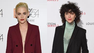 There Is A Chance Kristen Stewart And St. Vincent Are A Thing