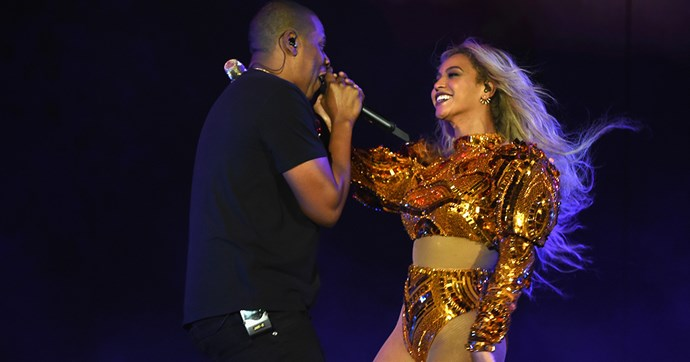 beyonce jay z reunited formation world tour
