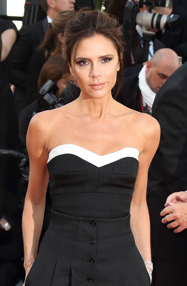 <p><strong>Victoria Beckham</strong> <p>If you can remember Victoria's maiden name, kudos to you. Before she was known as Victoria Beckham she was known as Posh Spice, and before that, she was… Victoria Adams.