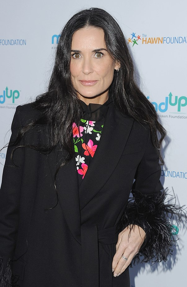 <p><strong>Demi Moore</strong> <p>Did you know that Demi Moore got her professional name from a husband? Yeah. Demi's real name is Demi Guynes, but she changed her name to Demi Moore when she married singer Freddy Moore—she was 17 at the time and he was 12 years older than her. Their divorce was finalised five years later. Demi then went on to marry Bruce Willis, with whom she has three daughters, and Ashton Kutcher, but while she didn't change her name professionally either time her Twitter handle for the duration of her marriage to Ashton was @mrskutcher.