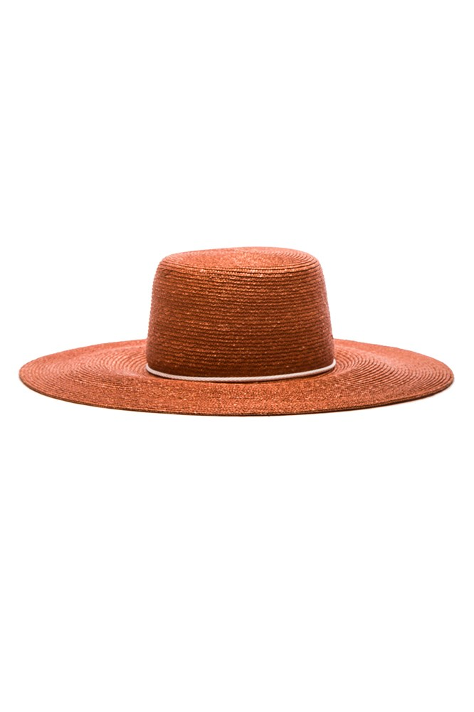 "<a href=""http://www.fwrd.com/product-eugenia-kim-amirah-hat-in-rust/EKIM-WH86/?d=Womens&srcType=plpaltimage&page=1&lc=96"">Hat, $401.82, Eugenia Kim at fwrd.com</a>"