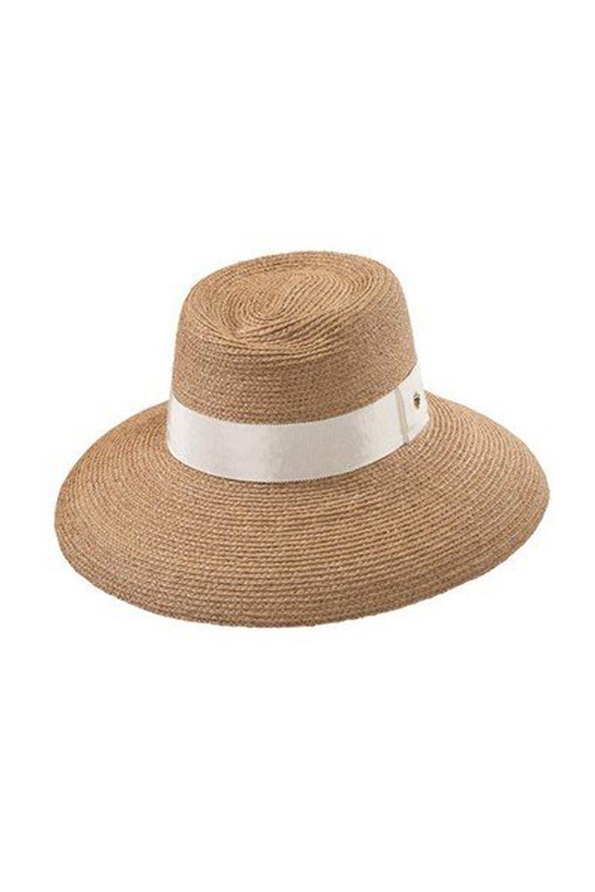 "<a href=""http://www.helenkaminski.com.au/women/hats/opesa-3.html"">Hat, $260, Helen Kaminski</a>"