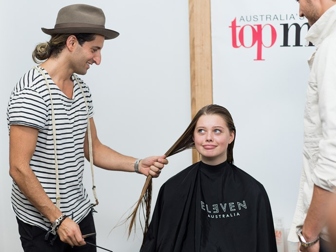 <p>All the before and after shots you need to see from the <em>Australia's Next Top Model</em> makeover episode.