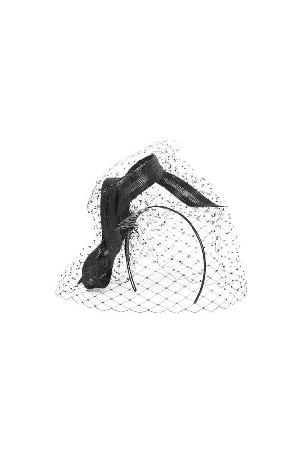 "<p> <a href=""https://www.net-a-porter.com/au/en/product/785769/philip_treacy/crystal-embellished-veiled-buntal-straw-headpiece"">Headpiece, $803, Philip Treacy at net-a-porter.com</a>"