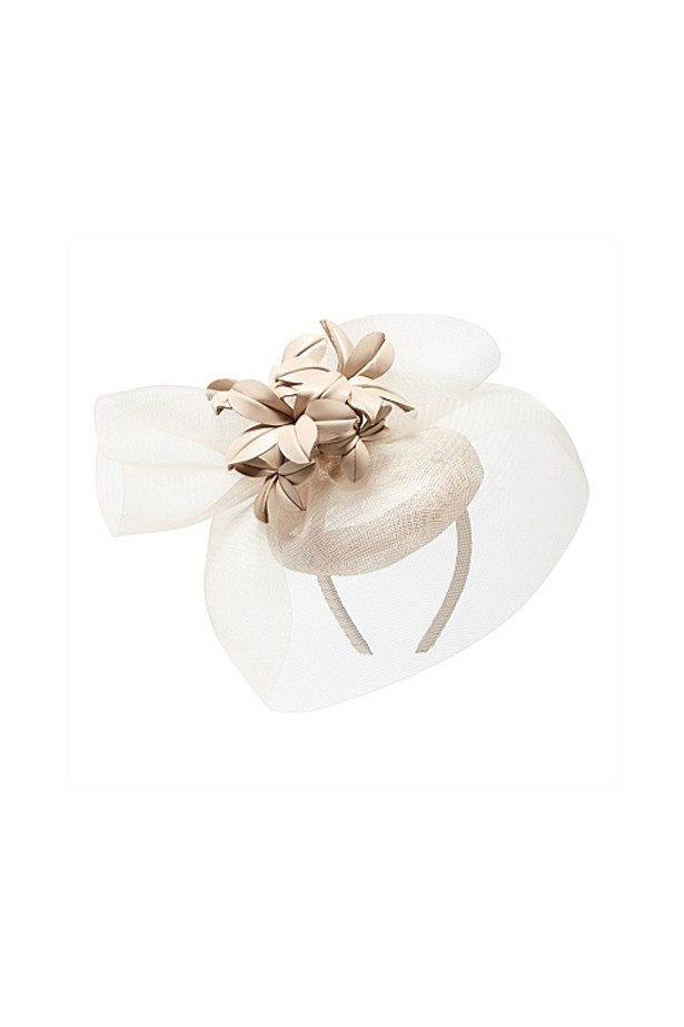 """<p> <a href=""""https://www.mimco.com.au/Product/60203118-124/Float-On-Air-Racer"""">Headpiece, $229, Mimco</a>"""