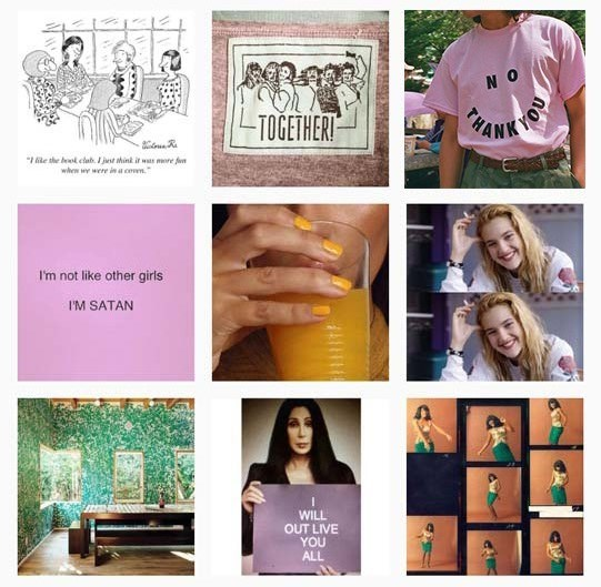 "<p><strong> <a href=""https://www.instagram.com/the.wing/"">@the.wing</a>- </p></strong> <p> This is the Instagram account for the newly launched women's only club and work space in New York of the same name. The club is run by Lena Dunham's bestie and all-round superwoman Audrey Gelman. From relatable content to political commentary, <a href=""https://www.instagram.com/the.wing/"">@the.wing</a> is visually appealing, witty and a must-follow for women everywhere."