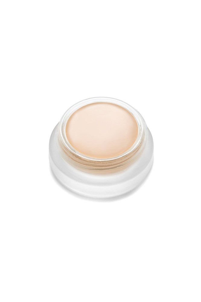 """All RMS products are coconut-oil-based, and this concealer is renowned for its """"skin"""" finish.<br><br><a href=""""http://mecca.com.au/rms-beauty/un-cover-up/V-020196.html?cgpath=makeup-complexion-concealer"""">Un-Cover Up, $52, RMS Beauty</a>"""