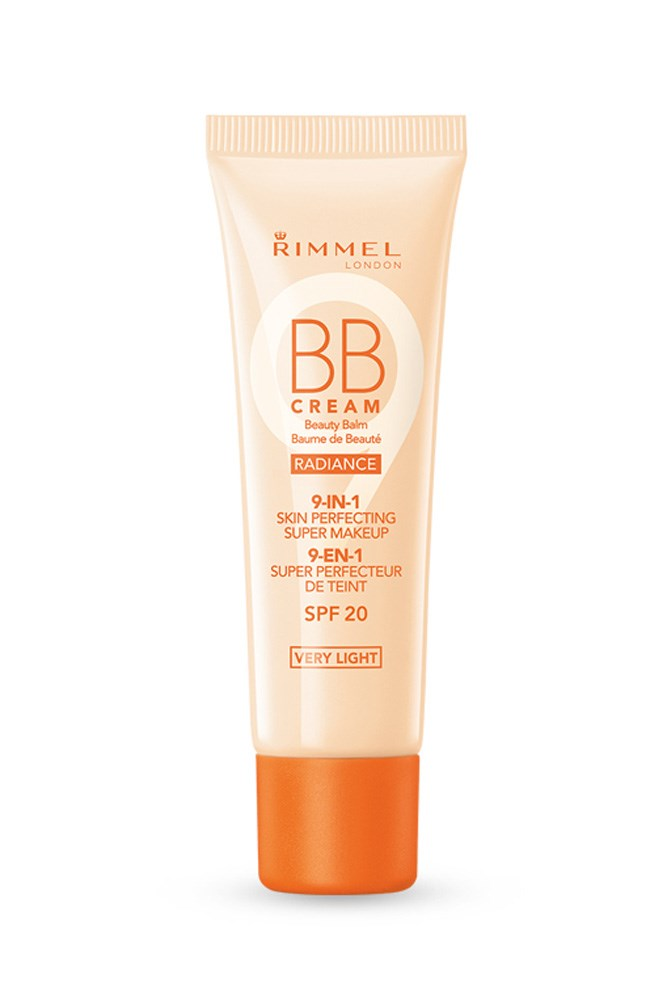"""If you're after a fresh-faced look, opt for a BB cream instead of a foundation.<br><br><a href=""""https://www.priceline.com.au/rimmel-radiance-bb-cream-30-ml"""">Radiance BB Cream, $13.95, Rimmel</a>"""