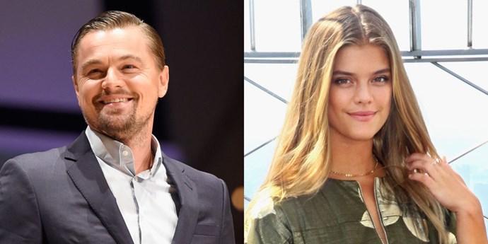 Leonardo DiCaprio and Nina Agdal.