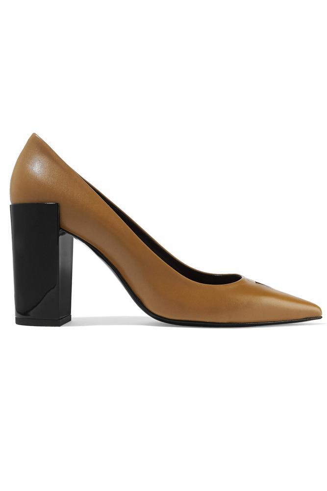 """<a href=""""https://www.theoutnet.com/en-AU/Shop/Product/Pierre-Hardy/Cutout-leather-pumps/693508"""">Pumps, approx. $375, Pierre Hardy at theoutnet.com</a>"""