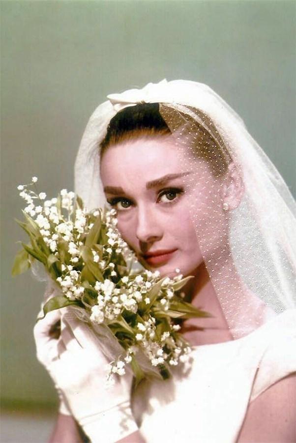 Audrey Hepburn Funny Face.