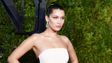 Bella Hadid's Makeup Artists's Trick To Applying Foundation Flawlessly Is Kinda Genius