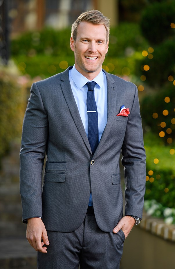 Clancy Ryan The Bachelorette Australia 2016