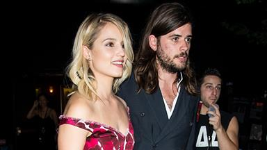 Dianna Agron And Mumford & Sons' Winston Marshall Marry In Morocco